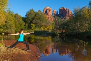 Yoga and Meditation Sessions for your Private Sedona Retreat