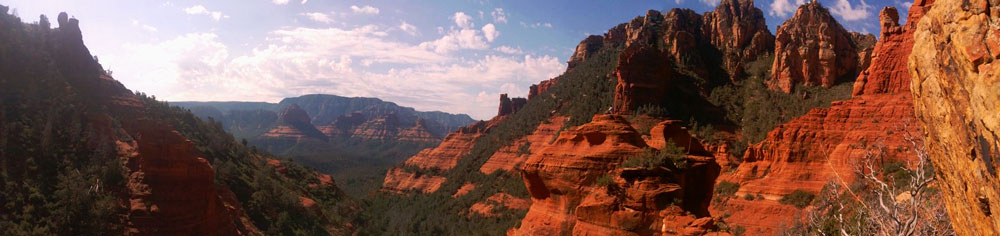 SpiritQuest Sedona Retreats is located in the amazing vortex red rocks of Arizona